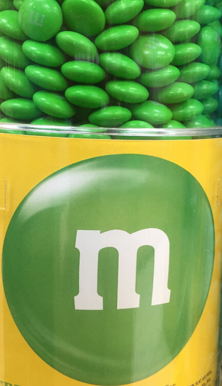 Green M&M's®