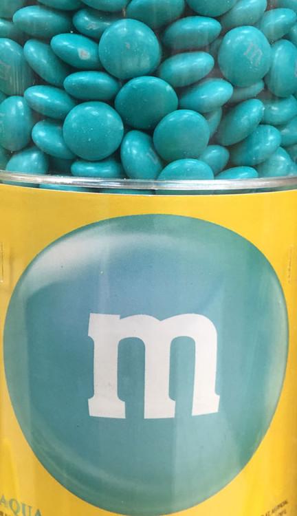 Aqua M&M's®