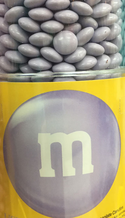 Light Purple M&M's®