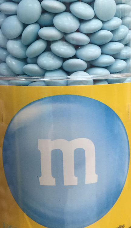 Light Blue M&M's®