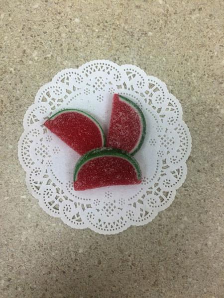Watermelon Fruit Slices