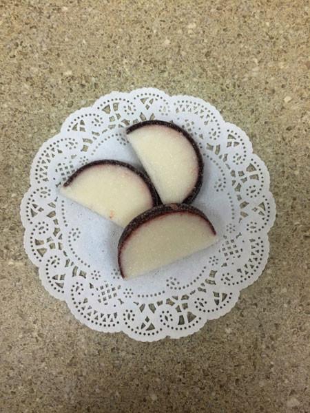 Coconut Fruit Slices