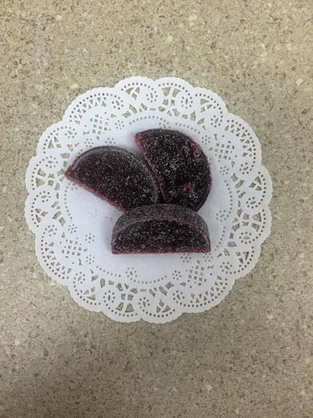 Black Cherry Fruit Slices
