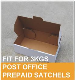 876799d77a0 100 Pcs Mailing Box 250x180x75mm DIECUT Folding Fit Australia POST ...