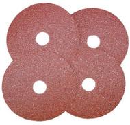 "4-1/2""x7/8"" 100 Grit Resin Fiberglass Sanding Disc"