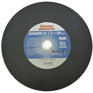 "14""X1/8""X1"" Concrete Cutoff Wheel"