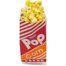 Gold Medal 1oz Popcorn Bag (Pack of 25)