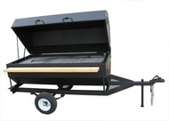Towable Charcoal Grill / Pig Roaster