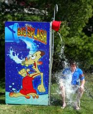 Big Splash Water Bucket Drop
