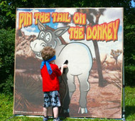 Pin The Tail On The Donkey Frame Game Rental Starting At:
