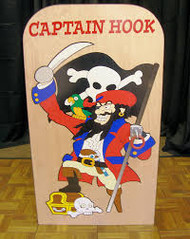 Captain Hook Tabletop Carnival Game 1