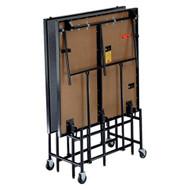 """6' x 8' x 30"""" Folding Stage Platform Rental Starting At:"""
