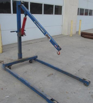 1500 lb. Knock-Down Engine Hoist Rental Starting At: