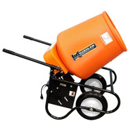 3.5 Cu. Ft. Electric Wheelbarrow Concrete Mixer Rental Starting At: