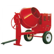 6 Cu. Ft. Gas Tow Behind Concrete Mixer Rental Starting At: