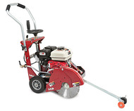 "14"" Gasoline Walk Behind Road Saw (Blade NOT Included) Rental Starting At:"