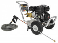 2000 PSI Gas Cold Water Pressure Washer Rental Starting At: