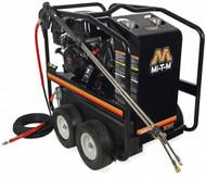 3500 PSI Gas Hot Water Pressure Washer Rental Starting At: