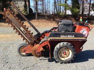 "8"" x 48"" Trencher Rental Starting At:"
