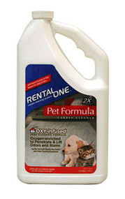 1/2 Gallon Pet Formula Oxy Carpet Cleaner