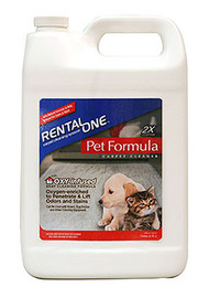 Gallon Pet Formula Oxy Carpet Cleaner