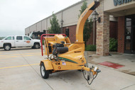 "6"" Branch Chipper Rental Starting At:"