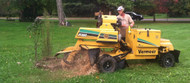 35hp Hydraulic Stump Grinder Rental Starting At: