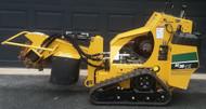 25hp Hydraulic Stump Grinder Rental Starting At: