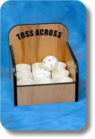 Toss Across Tabletop Carnival Game Rental Starting At:
