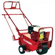 Classen CA18 Compact Lawn Aerator Left Angle