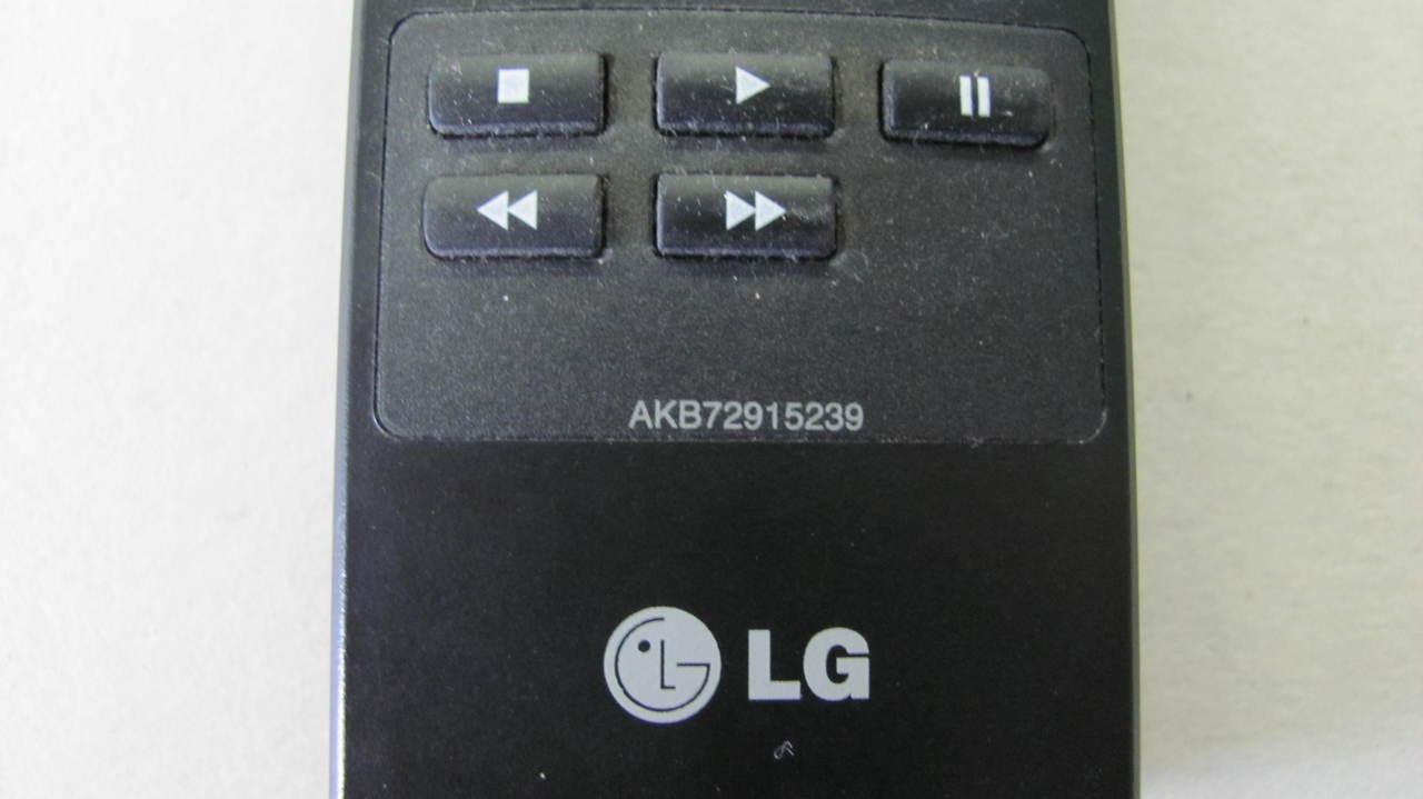LG AKB72915239 REMOTE
