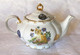 """""""Cats"""" 8 cup capacity porcelain teapot by Fielder"""