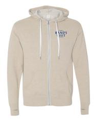 Oatmeal Hoody Sweatshirt