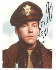 """""""D. B."""" SWEENEY AUTOGRAPHED SIGNED 8X10 FILM """"MEMPHIS BELLE"""" WITH COA"""