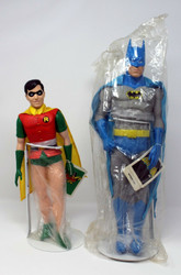 1988 HAMILTON GIFTS BATMAN AND ROBIN W/ STANDS EXCELLENT CONDITION