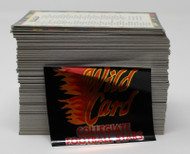 1991 AAA SPORTS WILD CARD COLLEGIATE 2 COMPLETE SETS
