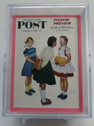 1993 Norman Rockwell's The Saturday Evening Post Complete set 1-90