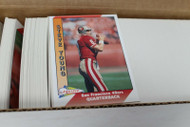 1991 Pacific Steve Young San Francisco 49ers. #470 ~700 Ct. Box