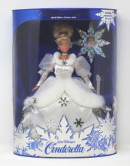 1996 HOLIDAY PRINCESS CINDERELLA BARBIE SPECIAL EDITION FIRST IN A SERIES SEALED