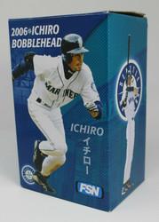 2006 Ichiro Suzuki Bobblehead FSN #51 Mariners