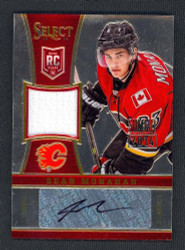 2013 Panini Select - Summit - Sean Monahan - NM - Hockey Card