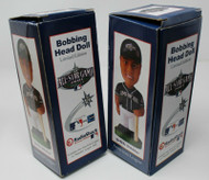 2ct. 2001 All-Star Game Bobble Heads American and National League w/Original Box