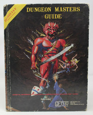 Advanced Dungeons & Dragons TSR Dungeon Masters Guide Used 1st Edition
