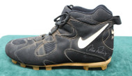 ALEX RODRIGUEZ AUTOGRAPHED GAME USED CLEAT MARINERS RANGERS YANKEES W/ COA