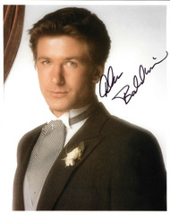 ALEC BALDWIN, ACTOR, COMEDIAN YOUNG AND LOOKING GOOD SIGNED WITH COA