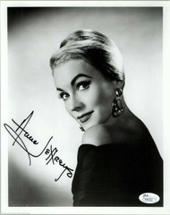 ANNE JEFFREYS ACTRESS (DECEASED) SIGNED 8x10 JSA AUTHENTICATED COA #N445297