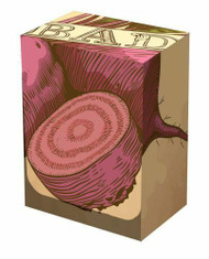 CASE OF 15 LEGION BAD BEETS DECK BOX FITS 100 SINGLE SLEEVED CARDS MTG POKEMON