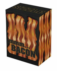 CASE OF 15 LEGION BACON DECK BOX FITS 100 SINGLE SLEEVED CARDS MTG POKEMON