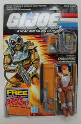 GI JOE - 1987 Charbroil ARAH Hasbro Factory Sealed