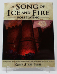 GREEN RONIN PUBLISHING A SONG OF ICE AND FIRE ROLEPLAYING GAME QUICK START GUIDE